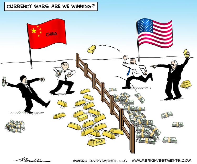 Currency Wars - Are We Winning?